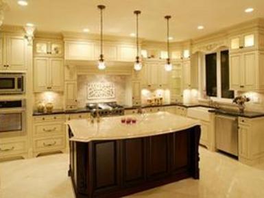 Φωτισμός στην κουζίνα