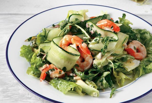 Salata-me-garides-avokanto