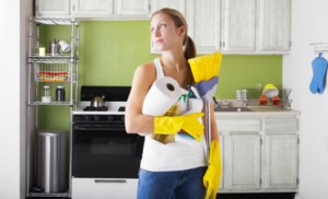 housework-woman