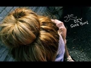 SockBun_Hair_Tutorial